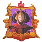 Star Wars.Queen Amidala - 60cm - A-06642