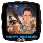 Star Wars The Force Awakens HBday - 45cm - 31620