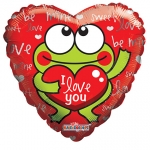 MINI.I Love You Frog - 23cm - 19630-09