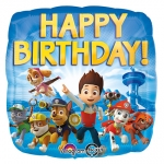 Pawpatrol Happy Birthday - 45cm - 30180