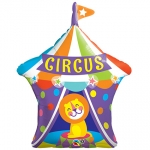 Big Top Circus Lion - 90cm - 25239