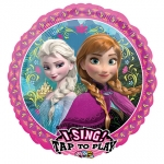 Singing Balloon.Frozen - 75cm - 30324