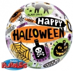Single bubble.Halloween Messages & Icons - 55cm - 43433