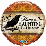 Have A Haunting Halloween - 45cm - 18412