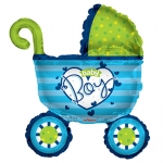 Baby Carriage Boy - 92cm - 15118-36