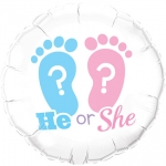 He or She - 45cm - 17079