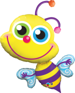 Beaming Bee - 102cm - QU-11577