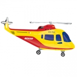 Street Treats.Rescue Helicopter - 80cm - 27384