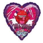 Singing balloon.Wild Thing Love - 75cm - 13375