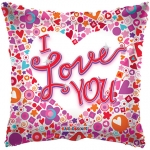I Love You Mosaic - 45cm - 19117-18
