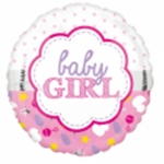 Baby Girl Scallop - 45cm - 33643