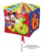 Cubez.Mickey Mouse Age 6 - 40cm - 28632