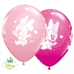 QU.11.Disney Baby Minnie Hearts - 25pcs - 42843