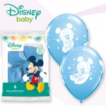 Party Pack.Disney Baby Mickey Stars - 6pcs - 53550