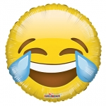Emoji Smiley Laugh - 45cm - 35361-18