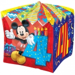 Cubez.Mickey Mouse Age 4 - 40cm - 28630