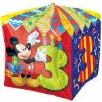 Cubez.Mickey Mouse Age 3 - 40cm - 28629