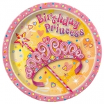 Plates.Pretty Princess - 23 cm - UN25655