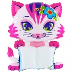 B-pad balloon.Pretty Cat - 110CM - 403WE-P
