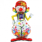 Maxiloon.Party clown - 150cm - 72000