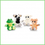 Farm.Sparkle Eyes.4 Pcs - 20cm - SR0242-4