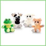 Farm.Sparkle Eyes.4 Pcs - 25cm - SR0243-4
