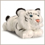 Tiger.Laying.White - 33cm - SW3663