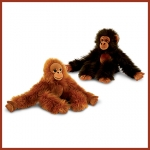 Monkeys.Long.2 Pcs - 50cm - SW3691-2