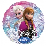 Frozen Anna and Elsa Holographic - 45cm - 27552