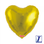 Standard Heart.metallic gold - 45cm - 0201311107