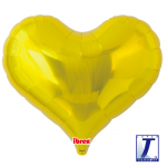 Jelly Heart.metallic gold - 65cm - 0201317504