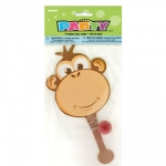 Party Favour.Paddle Ball Game - Ast - UN86313