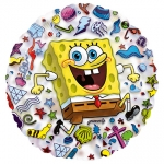 Singing balloon.Spongebob Squarepants - 75cm - 14035