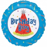 Birthday Boy Hat  - 45cm - 10076