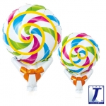 Upright.Colourful Candy.10cm - 10pcs - 0201810529