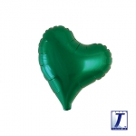 Sweet Heart.metallic green - 18cm - 10pcs - 0201910605