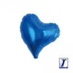 Sweet Heart.metallic blue - 18cm - 10pcs  - 0201910604