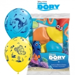 Party Pack.Disney Dory & Friends - 6pcs - 45534