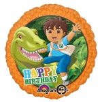Happy Birthday Go Diego Go - 45cm - 27086