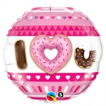 I Heart You Donuts  - 45cm - 21829