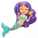 Enchanting Mermaid - 95cm - 57815