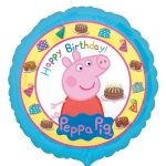 Happy Birthday Peppa Pig - 45cm - 31592