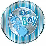 It's a Boy Bottle - 45cm - UN54411