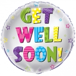 Get well Bright - 45cm - UN56655
