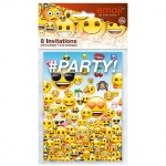 Invitation.emoji - 8pcs - UN50614