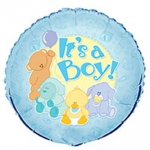 It's a Boy.baby animals - 45cm - UN52195