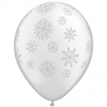 QU.11.AR.Snowflakes Diamond Clear - 30cm - 39204