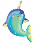 Happy Narwhal - 99cm - 38477