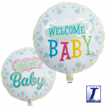 Welcome Baby - 35cm - 5pcs - 0201313514