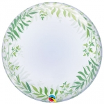 Decobubble.Elegant greenery  - 60cm - 85832